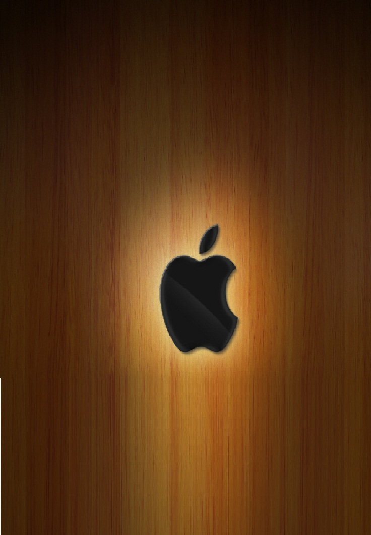 Get New Apple Logo Wallpapers for Apple iPhone 6 with High 736x1060