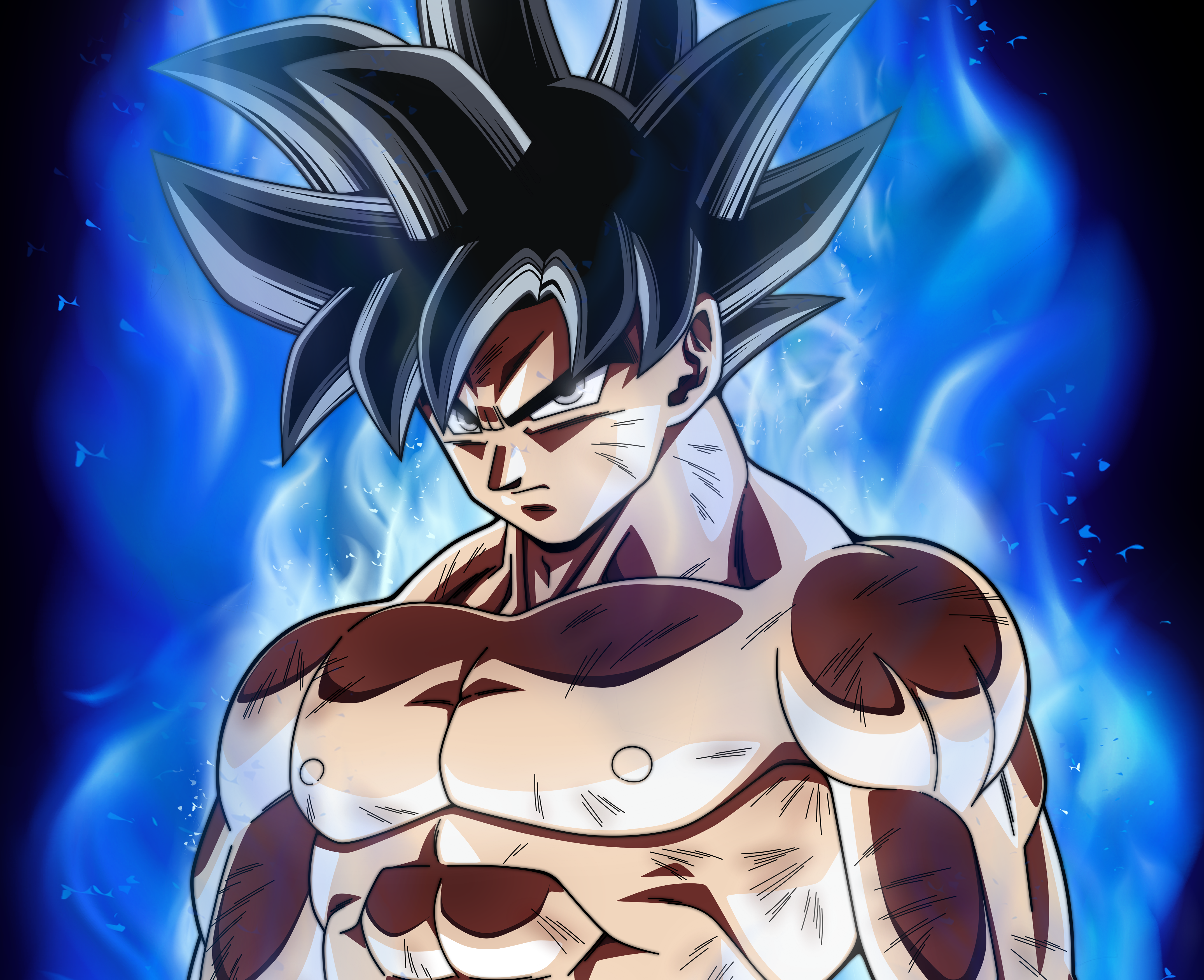 Free Download Gokus New Transformation 4k Ultra Hd Wallpaper And
