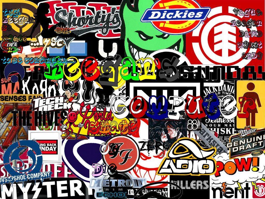 Skate Brands Wallpapers   Top Skate Brands Backgrounds 1024x768