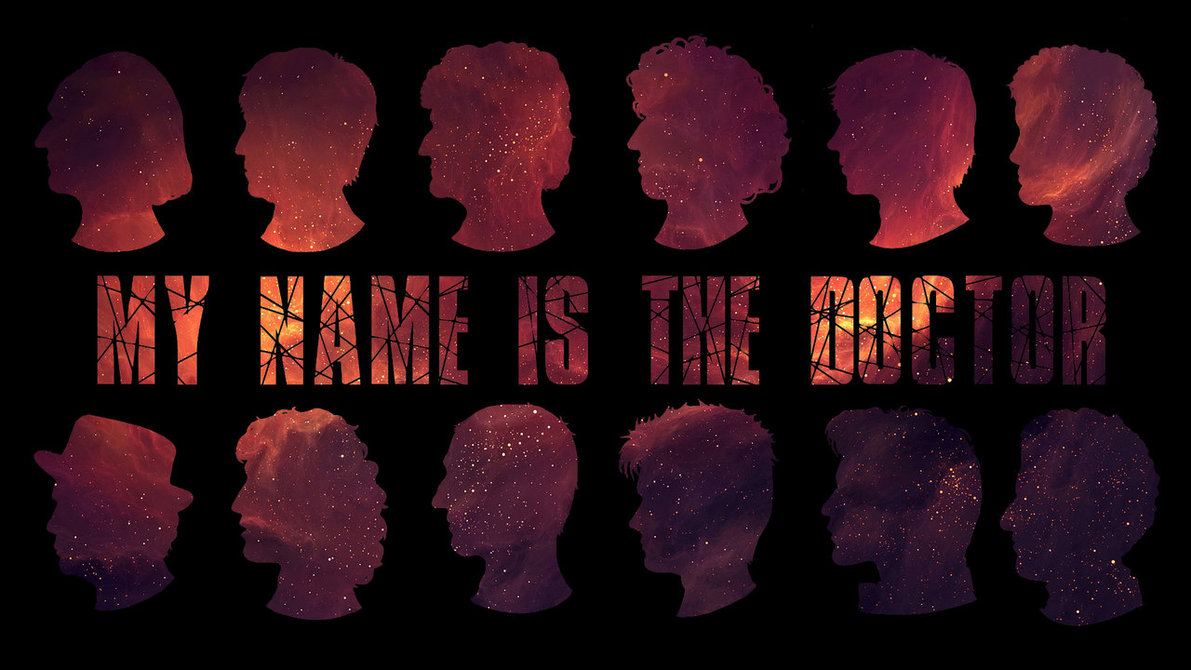 My Name Is The Doctor all 12 doctors wallpaper by Thira Evenstar on 1191x670