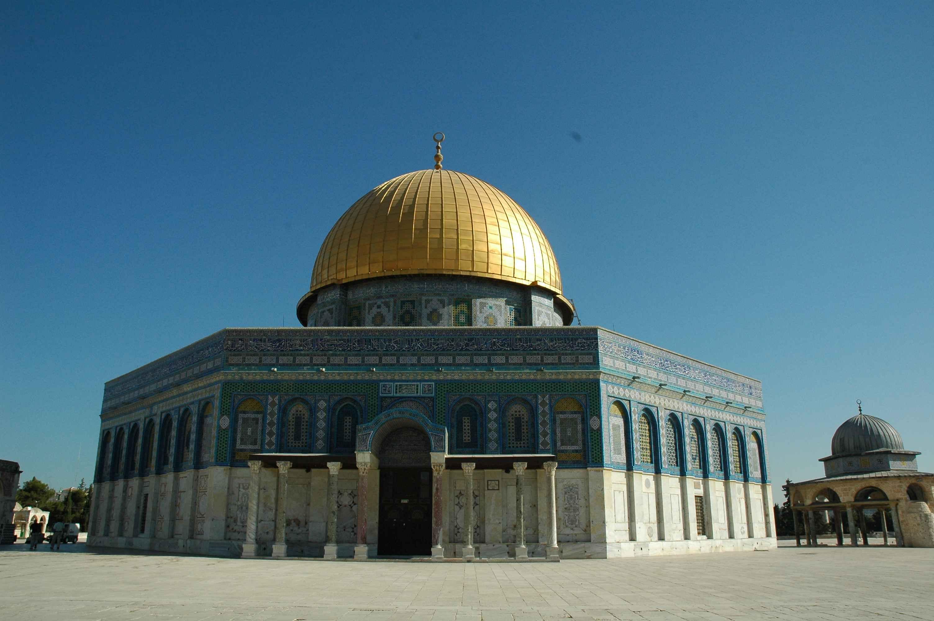 45 dome of the rock wallpaper on wallpapersafari - Al aqsa mosque hd wallpapers ...
