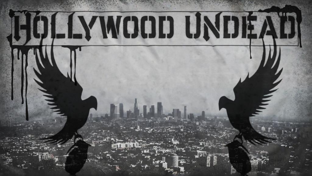 Hollywood Undead Wallpaper by sergiooakbr tanglestar5deviantart 1024x576