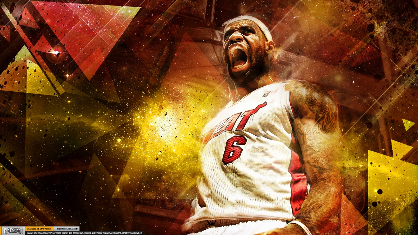 LeBron James HD Wallpapers 2015 1440x810
