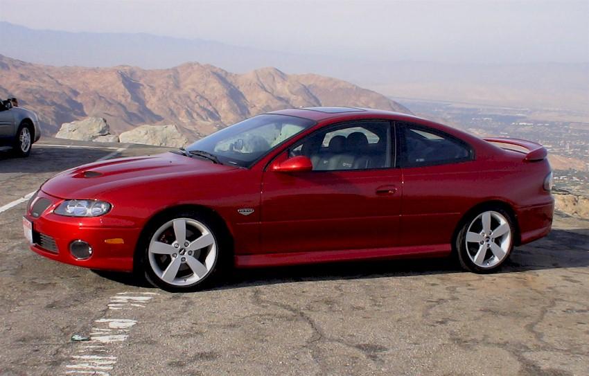 2006 Pontiac GTO   Pictures   CarGurus 850x543