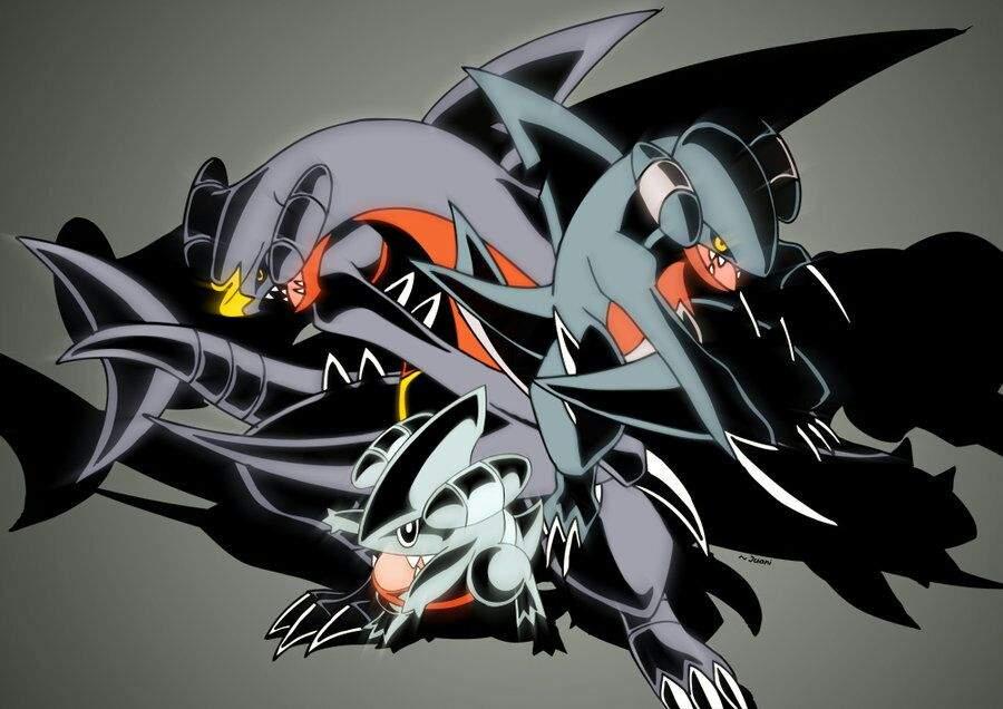 Garchomp vs dragonite vs salamence vs haxorus Pokmon Amino 900x636