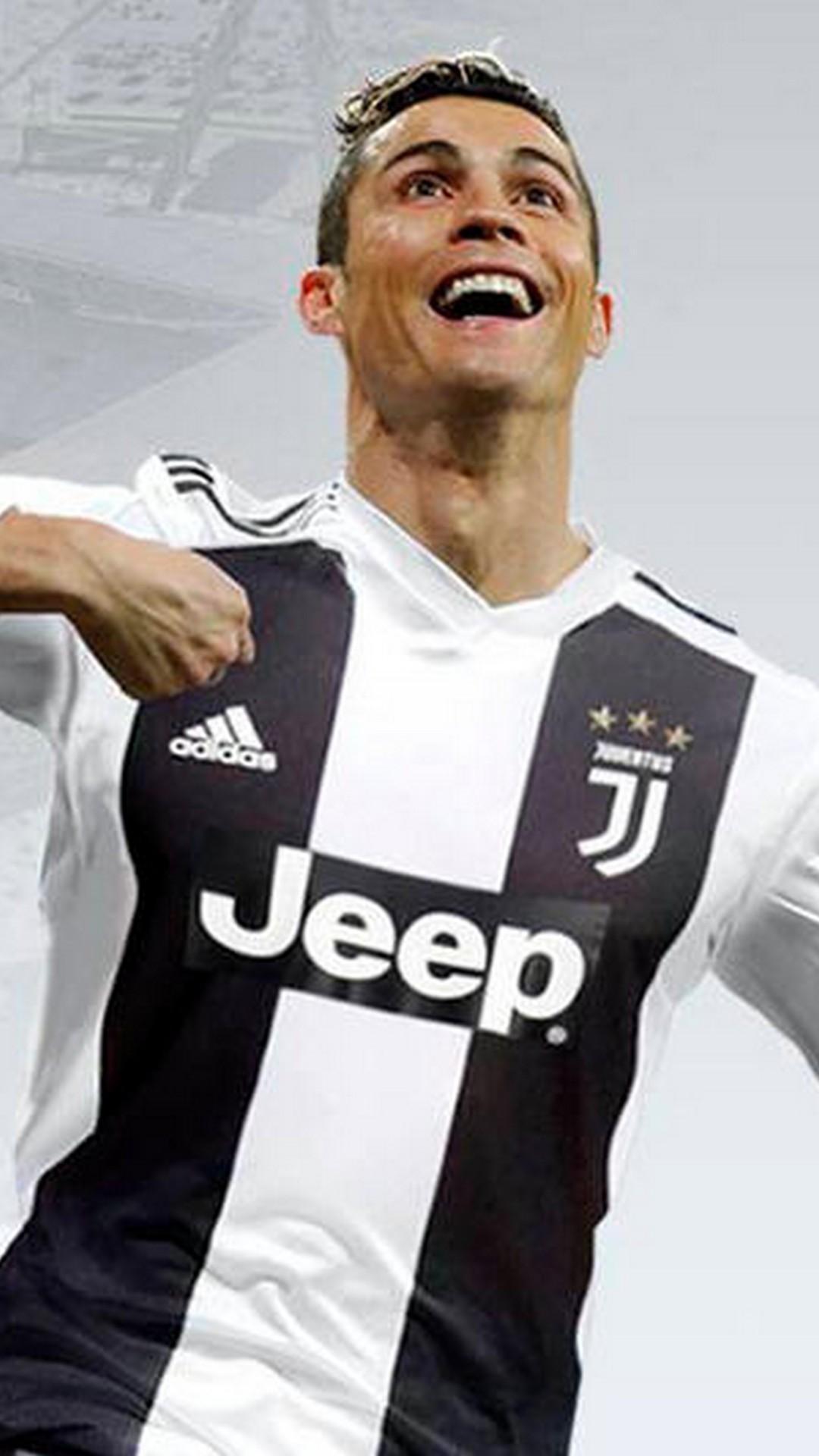 Cristiano Ronaldo Juventus iPhone Wallpaper 2020 3D iPhone Wallpaper 1080x1920