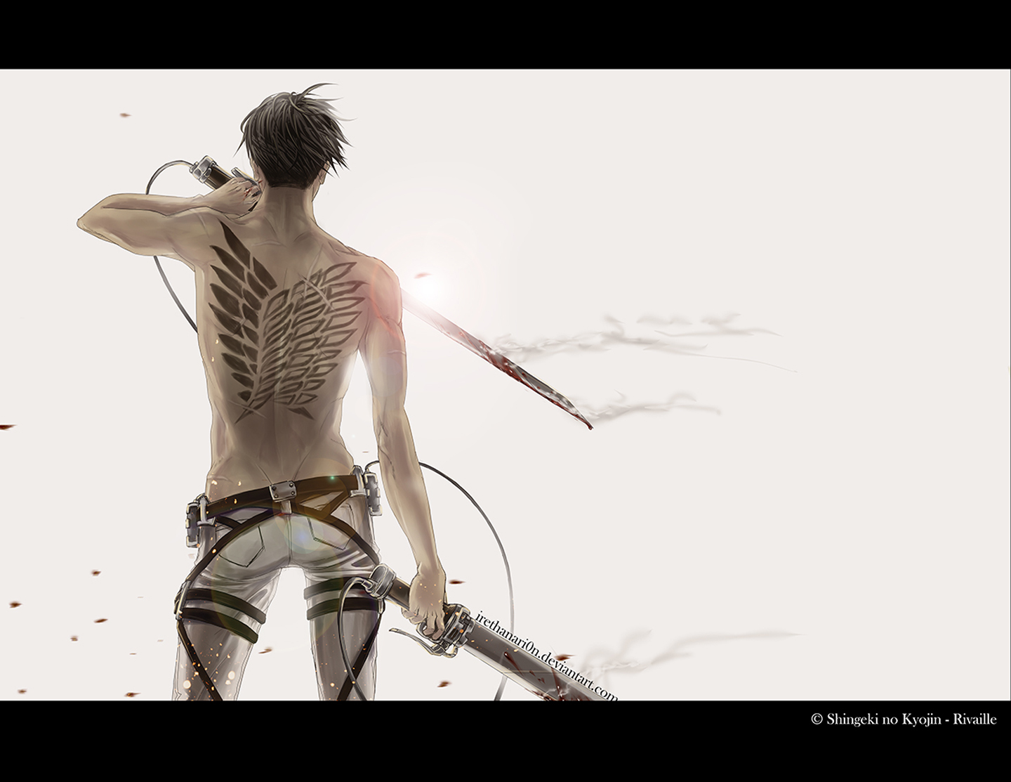 Titan Shingeki no Kyojin Anime HD Wallpaper Desktop PC Background 1451 1440x1113
