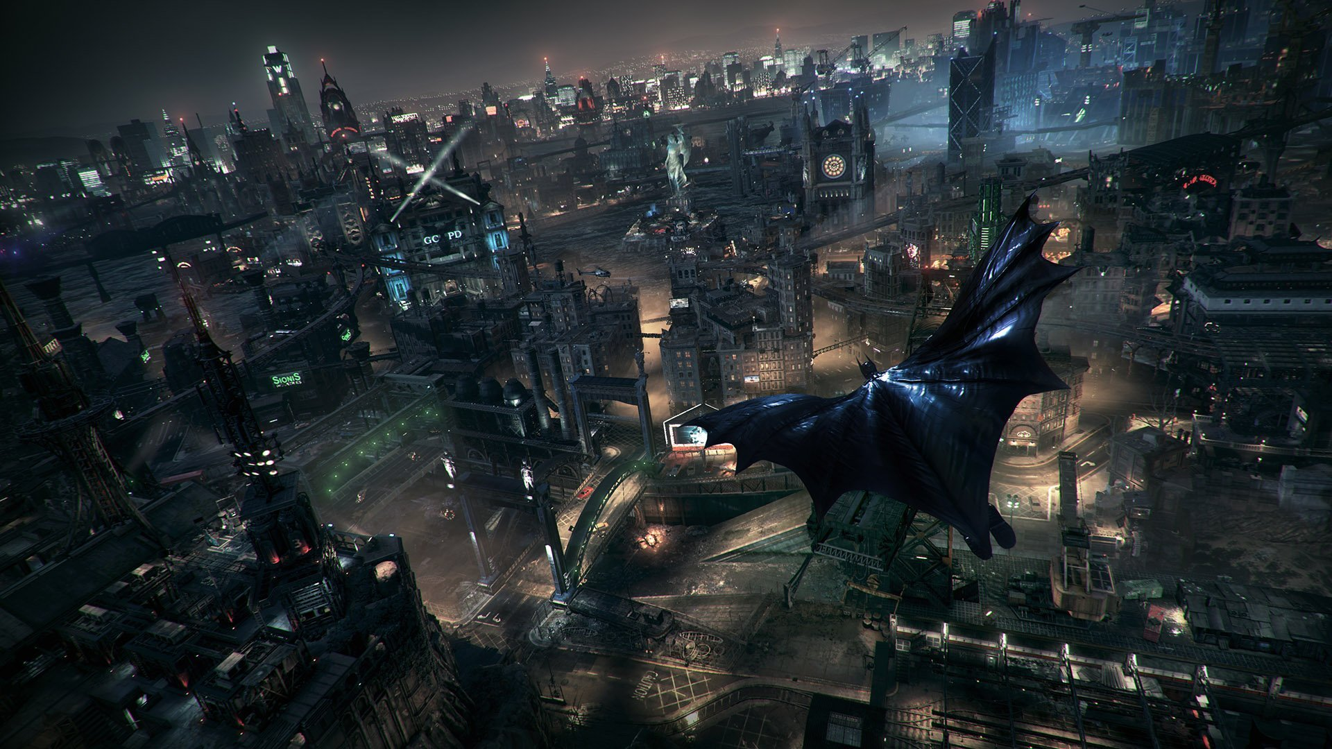 Source httpattackofthefanboycomnewsbatman arkham knight pc 1920x1080