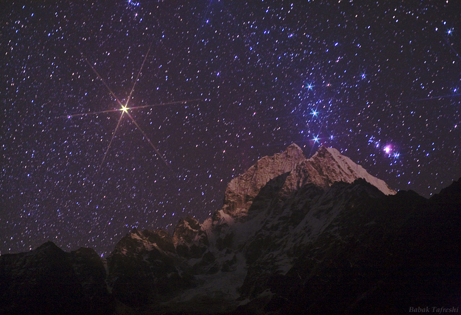 Orion Constellation Wallpaper 900x615