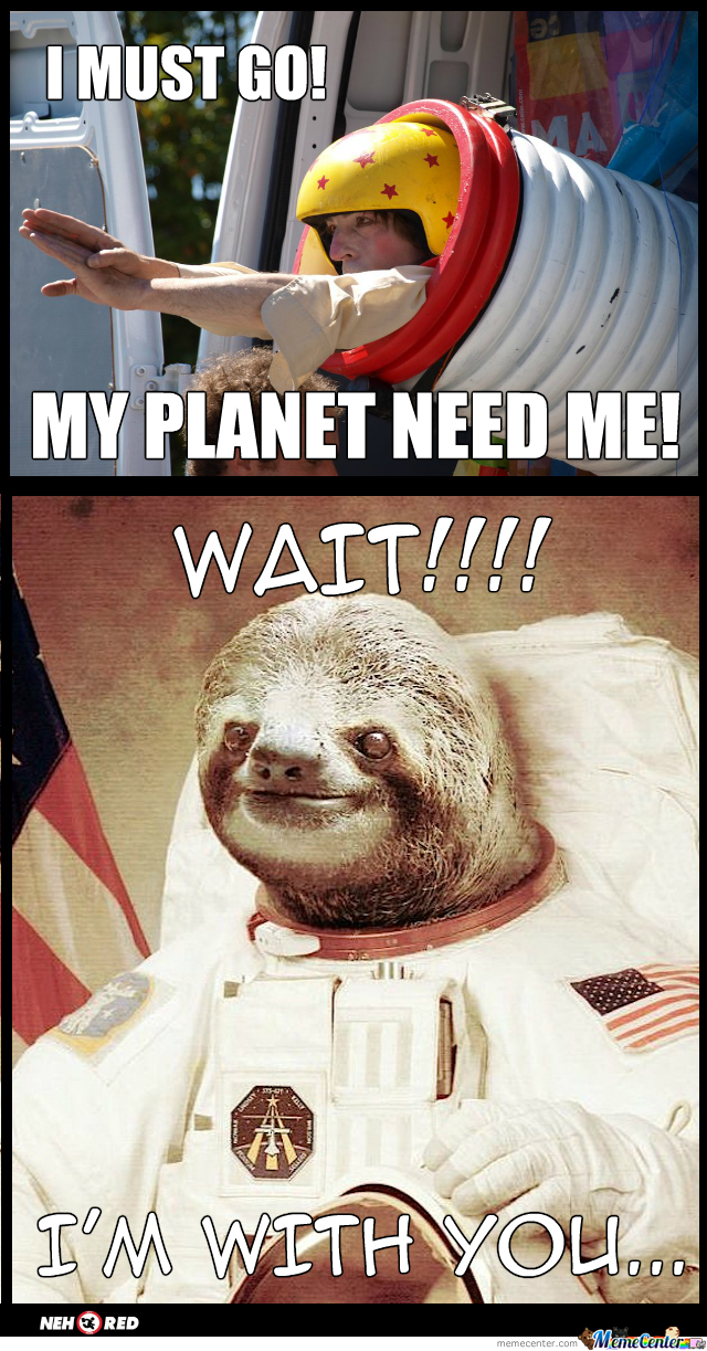 46+] Astronaut Sloth Wallpaper on WallpaperSafari