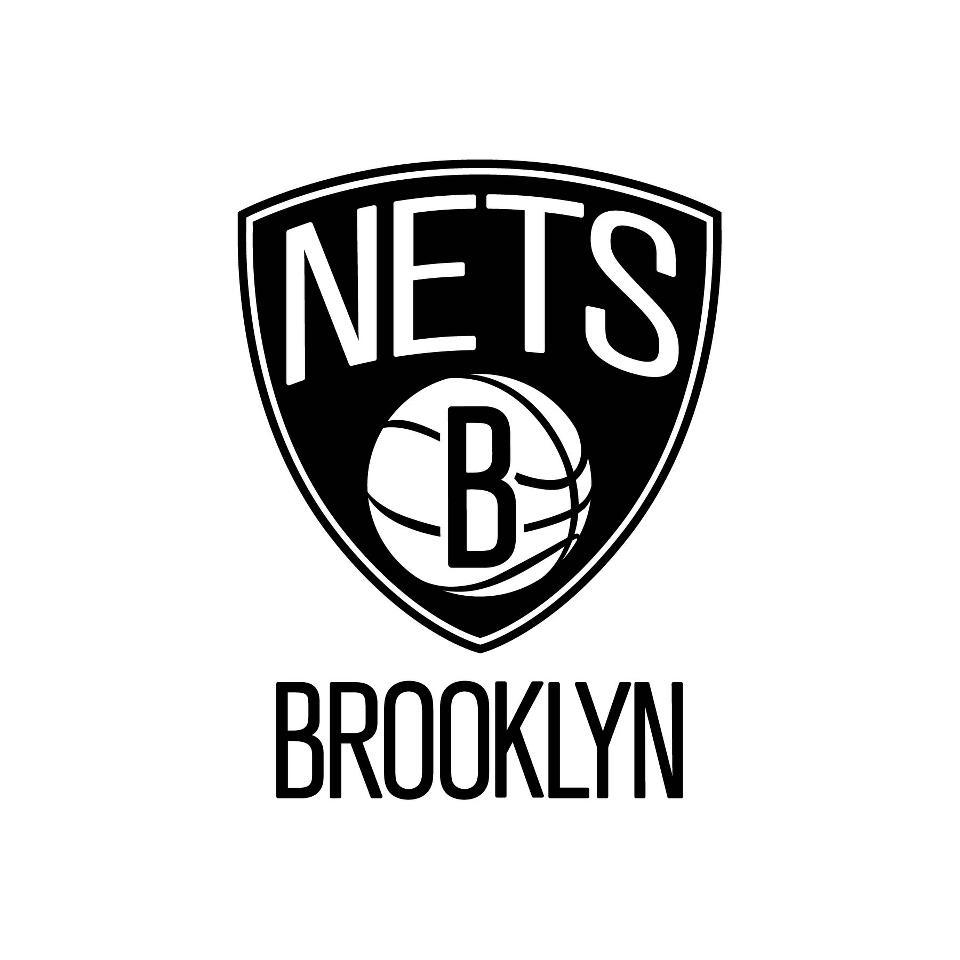 Brooklyn Nets Logo HUNT LOGO 960x960