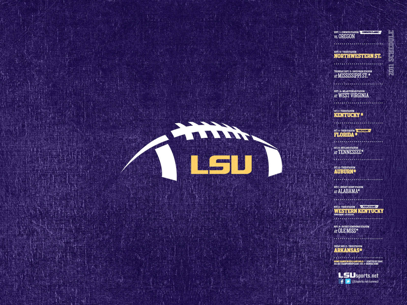 78+] Lsu Backgrounds on WallpaperSafari