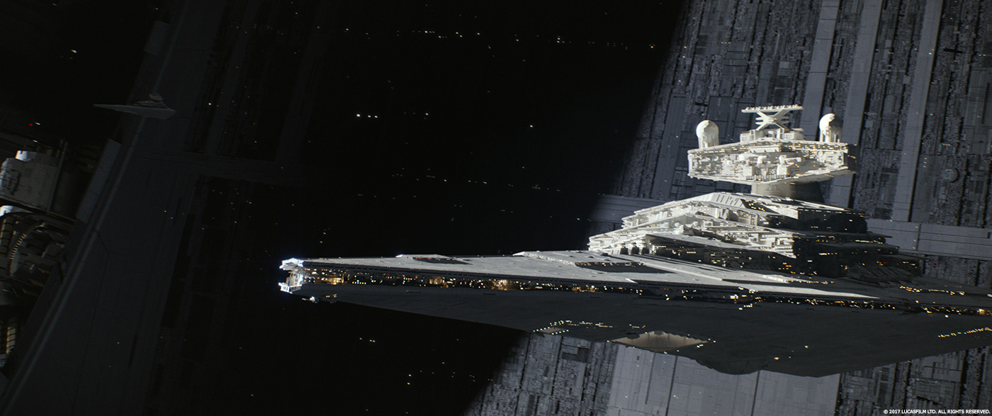 ROGUE ONE   A STAR WARS STORY John Knoll   Overall VFX Supervisor 1400x587