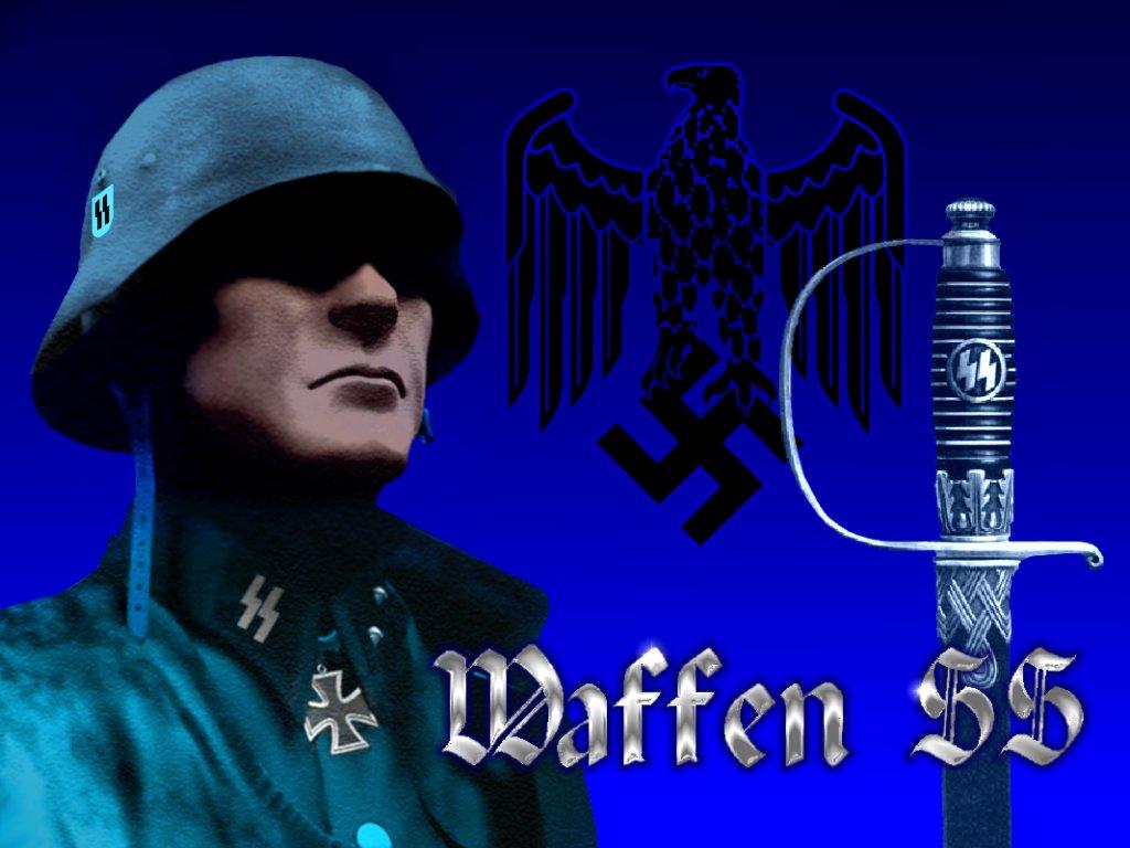 RSS feed Report content Nazi   Swastika   Waffen SS view original 1024x768