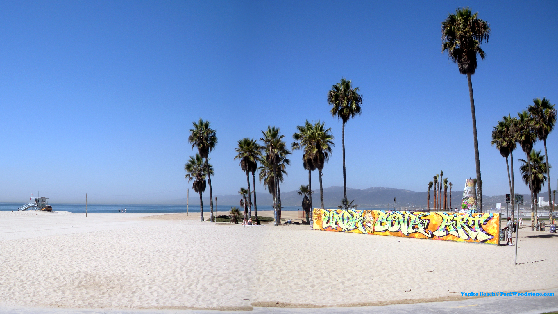 Venice Beach 1920x1080