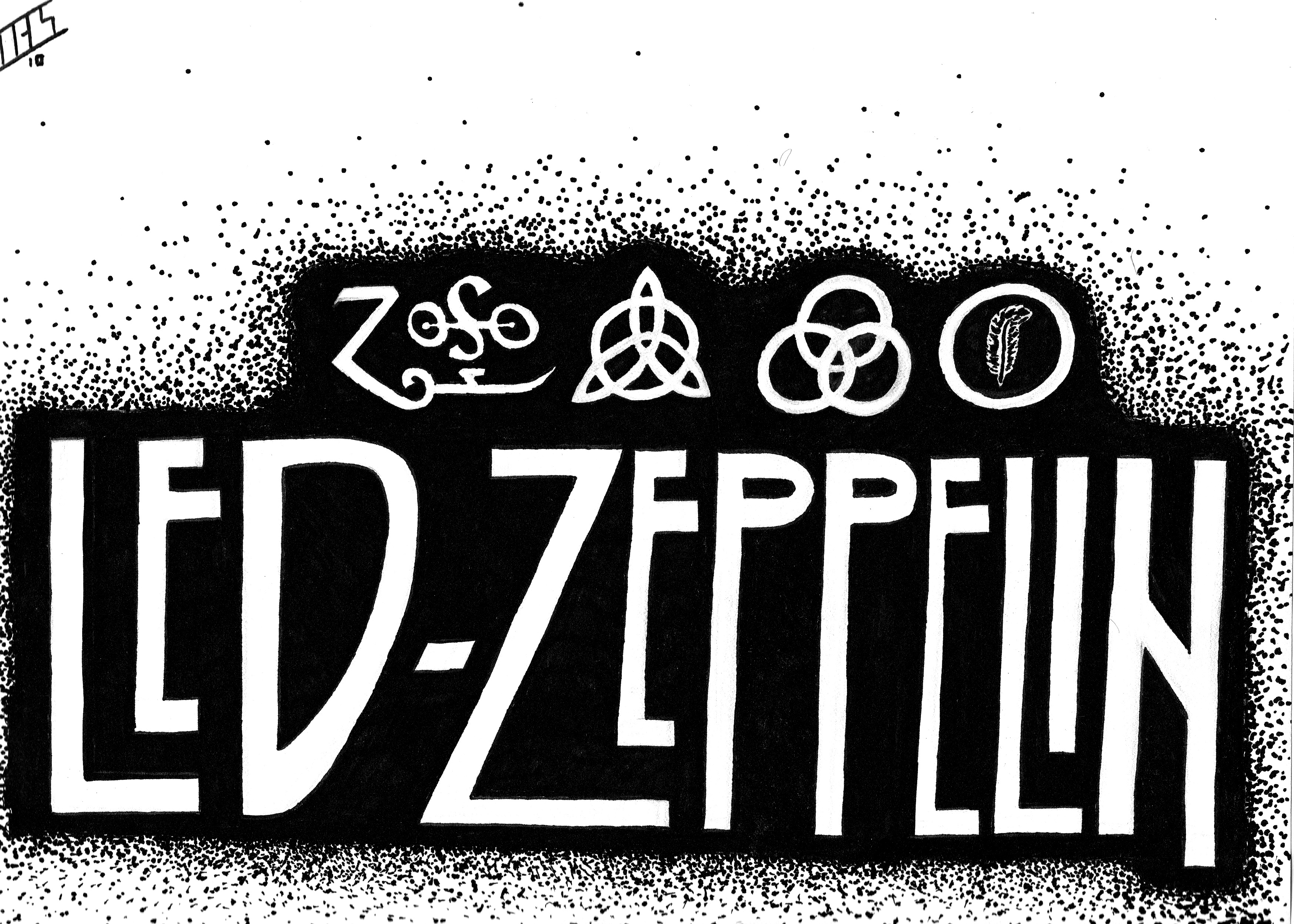 Led Zeppelin hard rock classic groups bands jimmy page robert plant 3496x2498