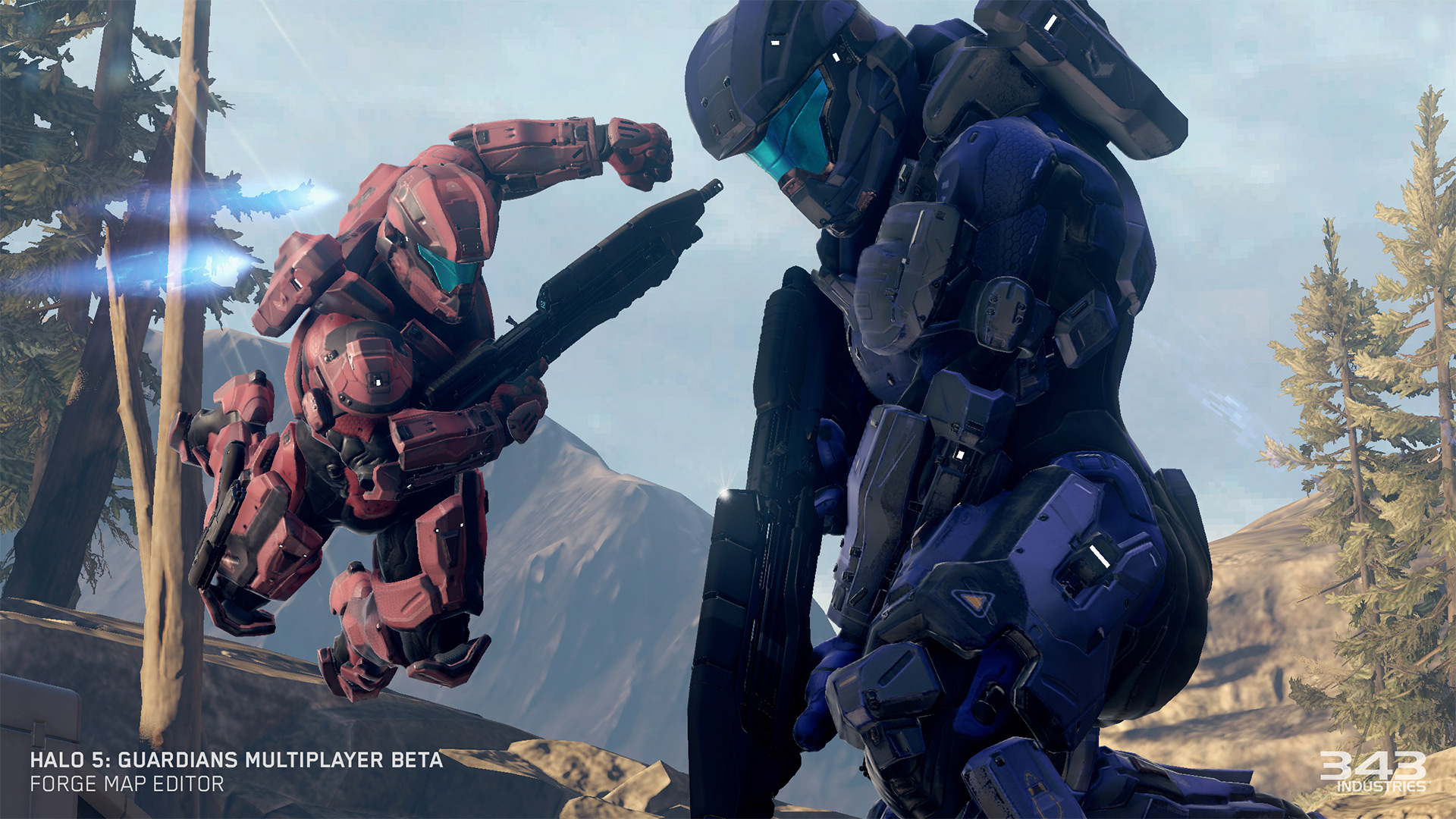 in Halo 5 Guardians Multiplayer Beta Update and Screenshots Jan 9 1920x1080