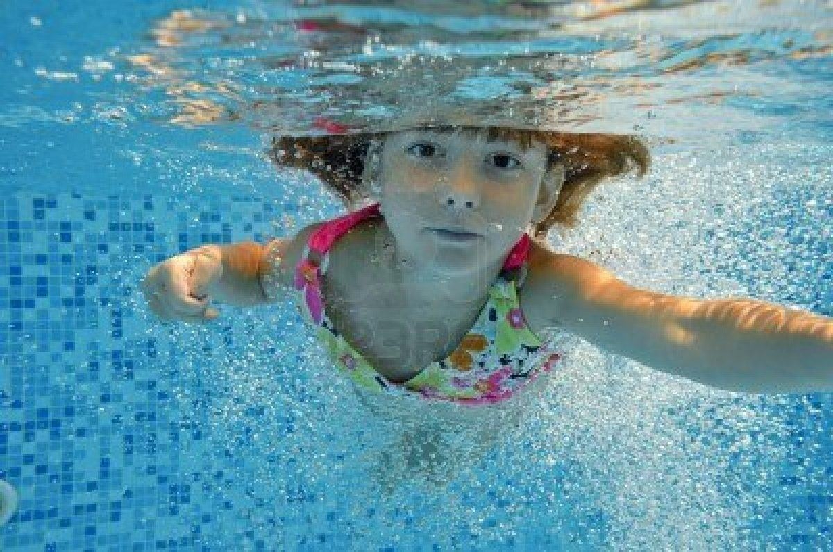Kids In Swimming Pool Wallpaper Wallpapersafari