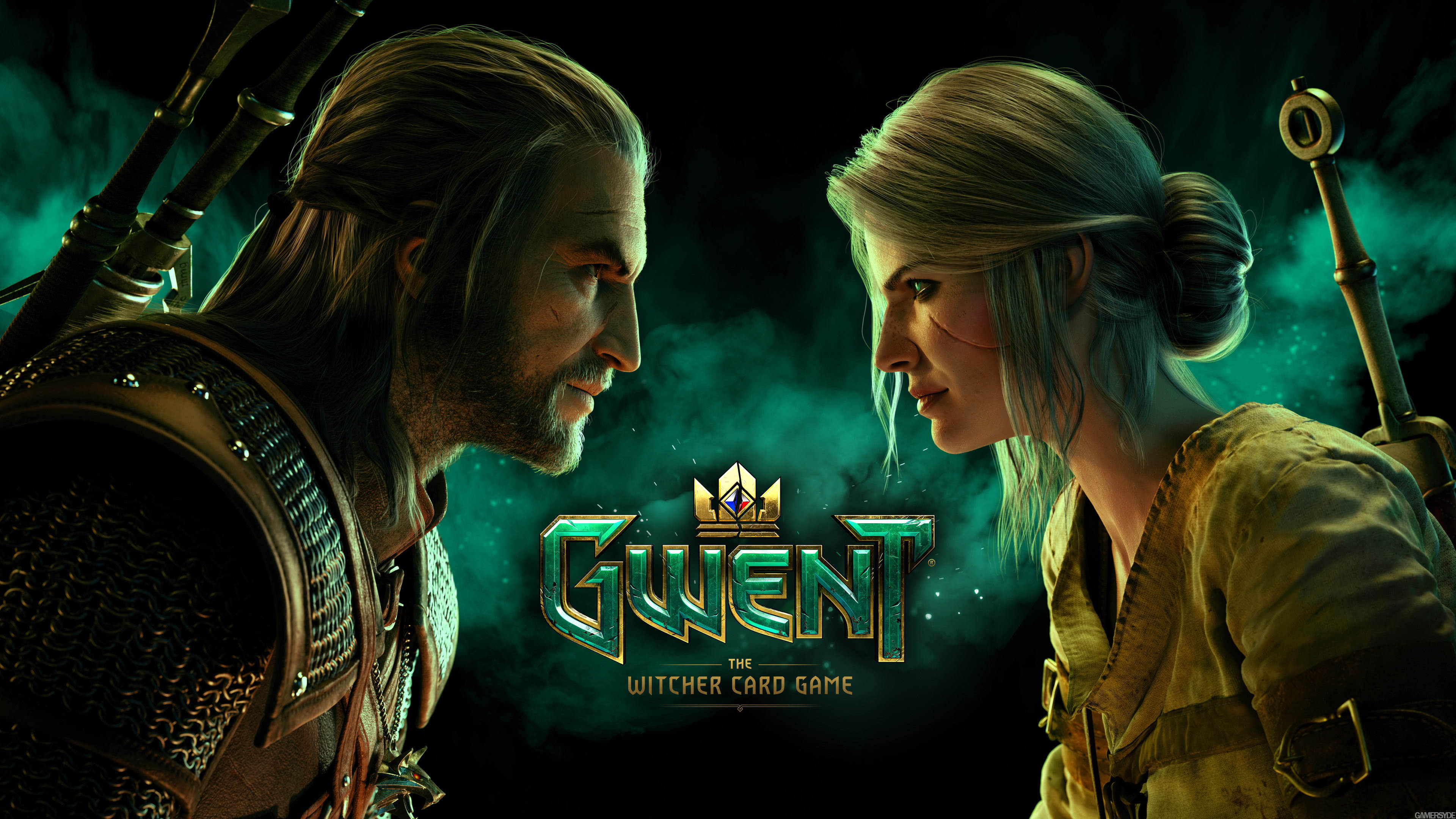 Gwent Witcher Card Game Homecoming PTR UHD 4K Wallpaper Pixelz 3840x2160