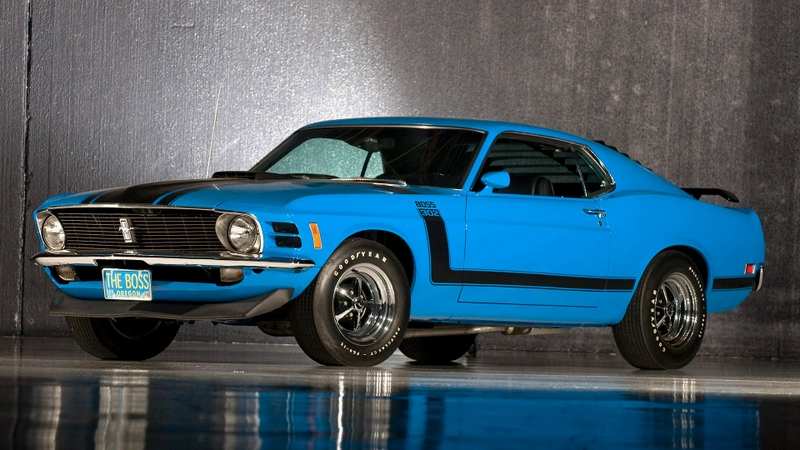Vintage Muscle Cars Wallpaper 800x450