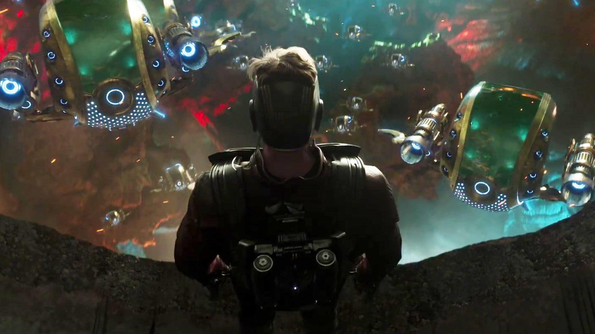 Guardians Of The Galaxy Vol 2 Chris Pratt As Star Lord 1920x1080