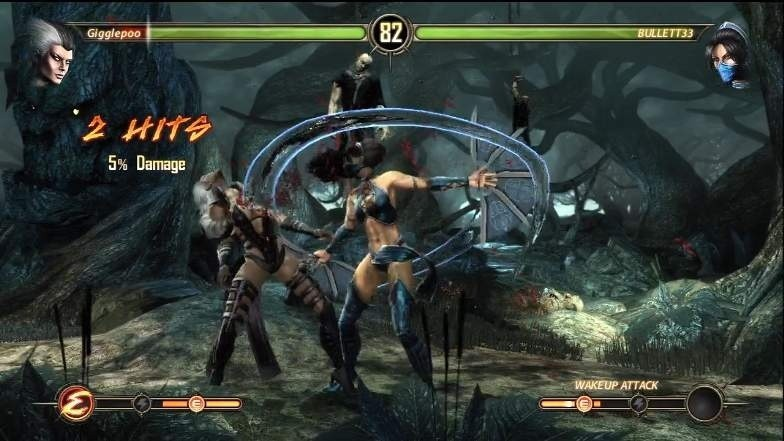 Mortal Kombat Sub Zero Wallpaper 784x441