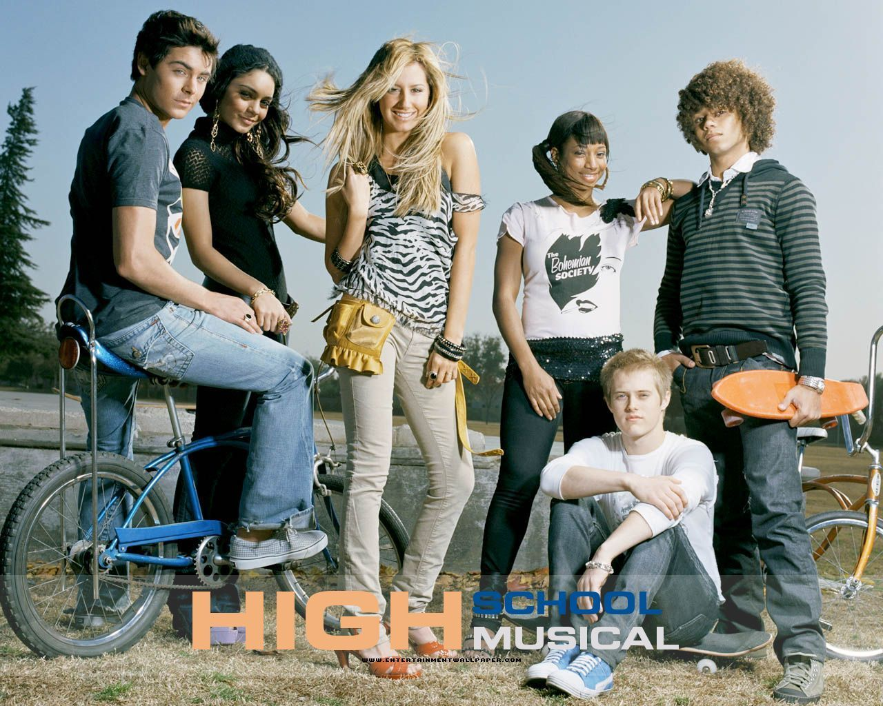 HSM   High School Musical Wallpaper 7091892 1280x1024