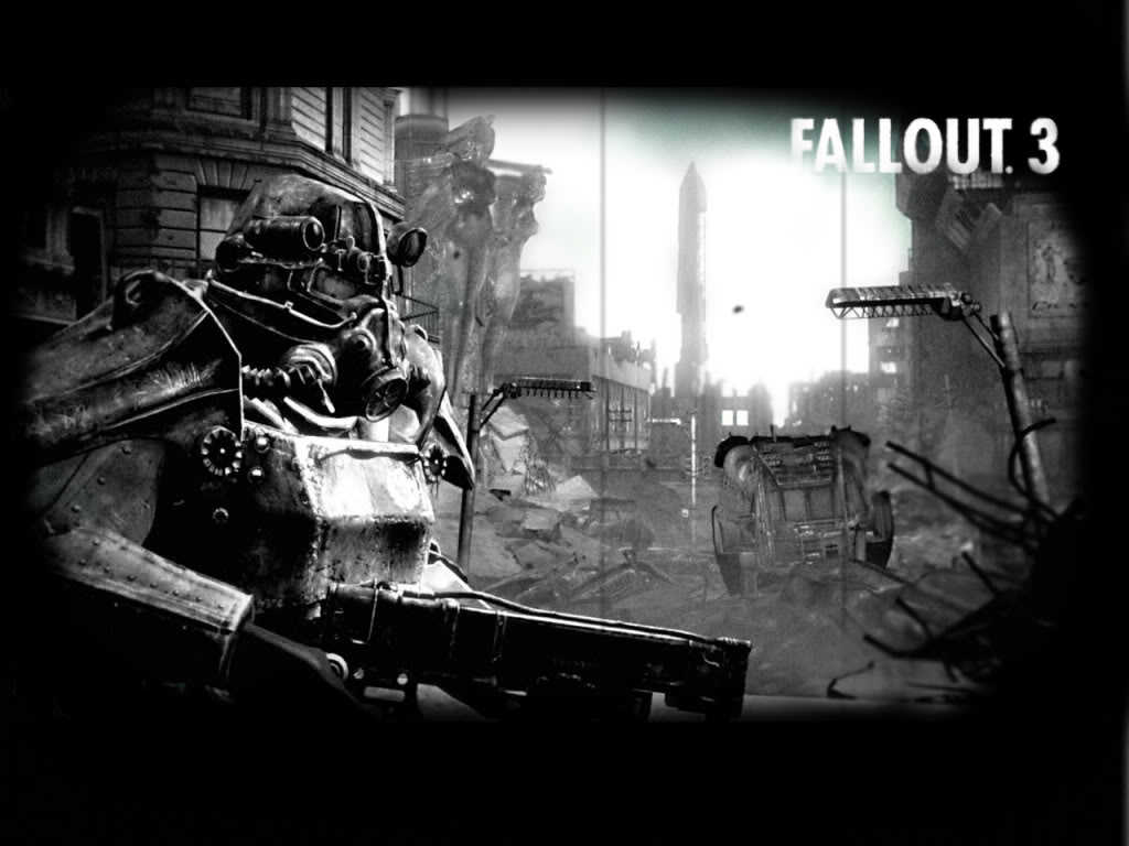 Fallout 3 Wallpaper Brotherhood Of Steel 4065 Hd Wallpapers in Games 1024x768
