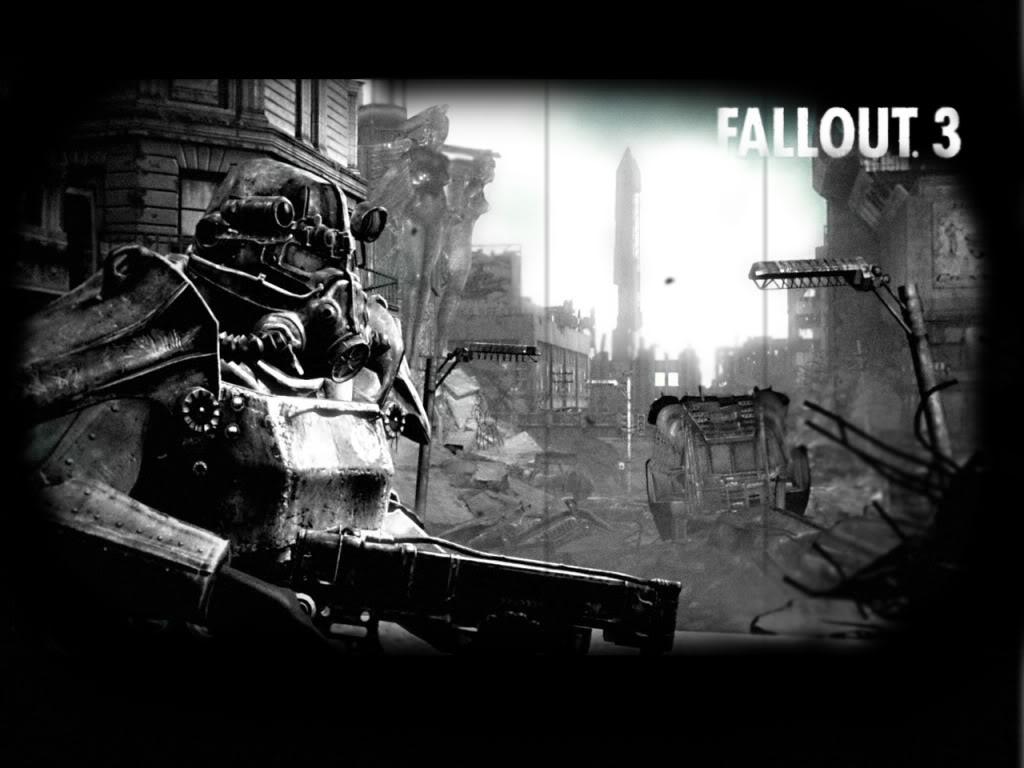 Fallout 3 Wallpaper Brotherhood Of Steel 4065 Hd Wallpapers in Games 1024x768
