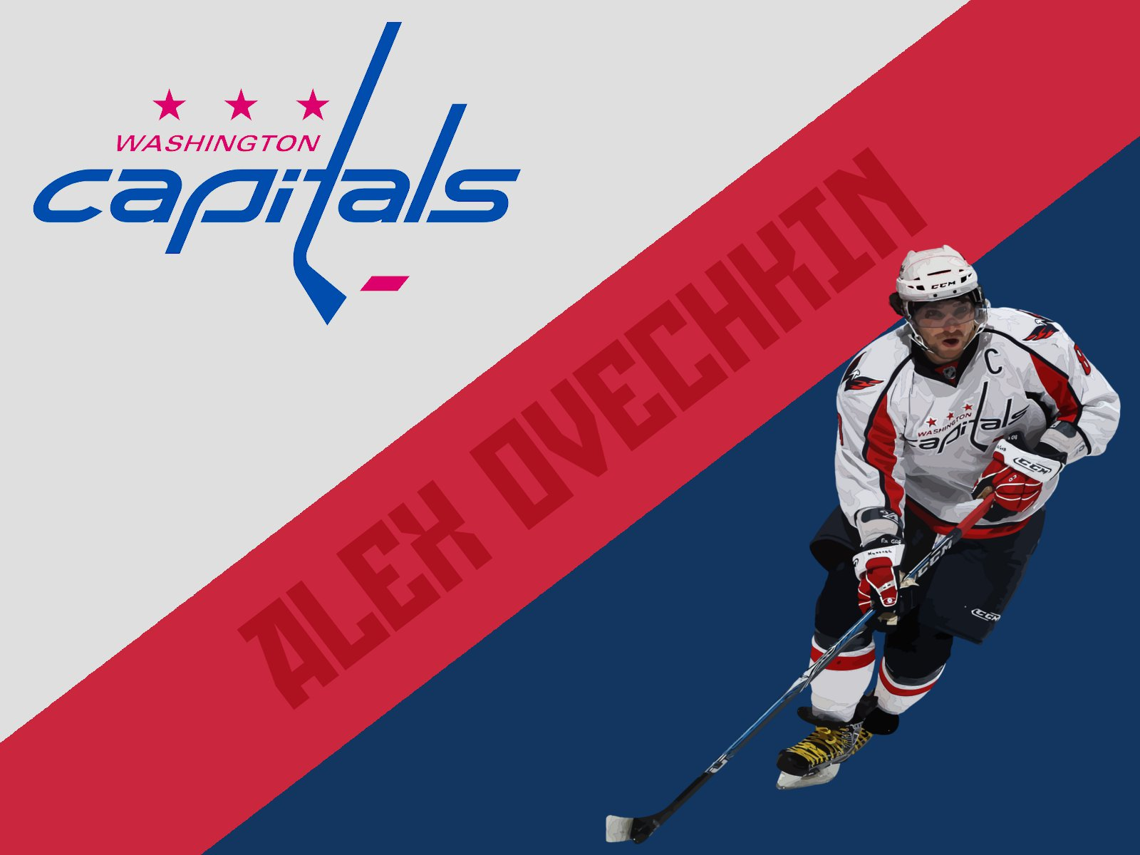 Washington Capitals Desktop Wallpaper Collection 1600x1200