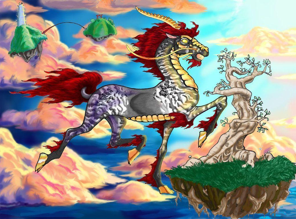 Kirin Wallpapers 1038x770
