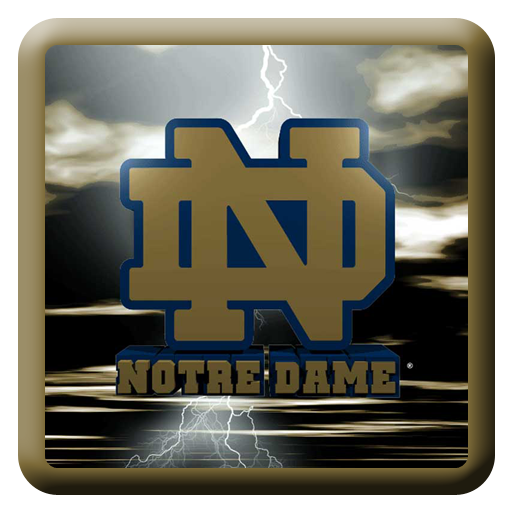 Notre Dame Fighting Irish Live Wallpaper   Amazon Appstore App Ranking 512x512