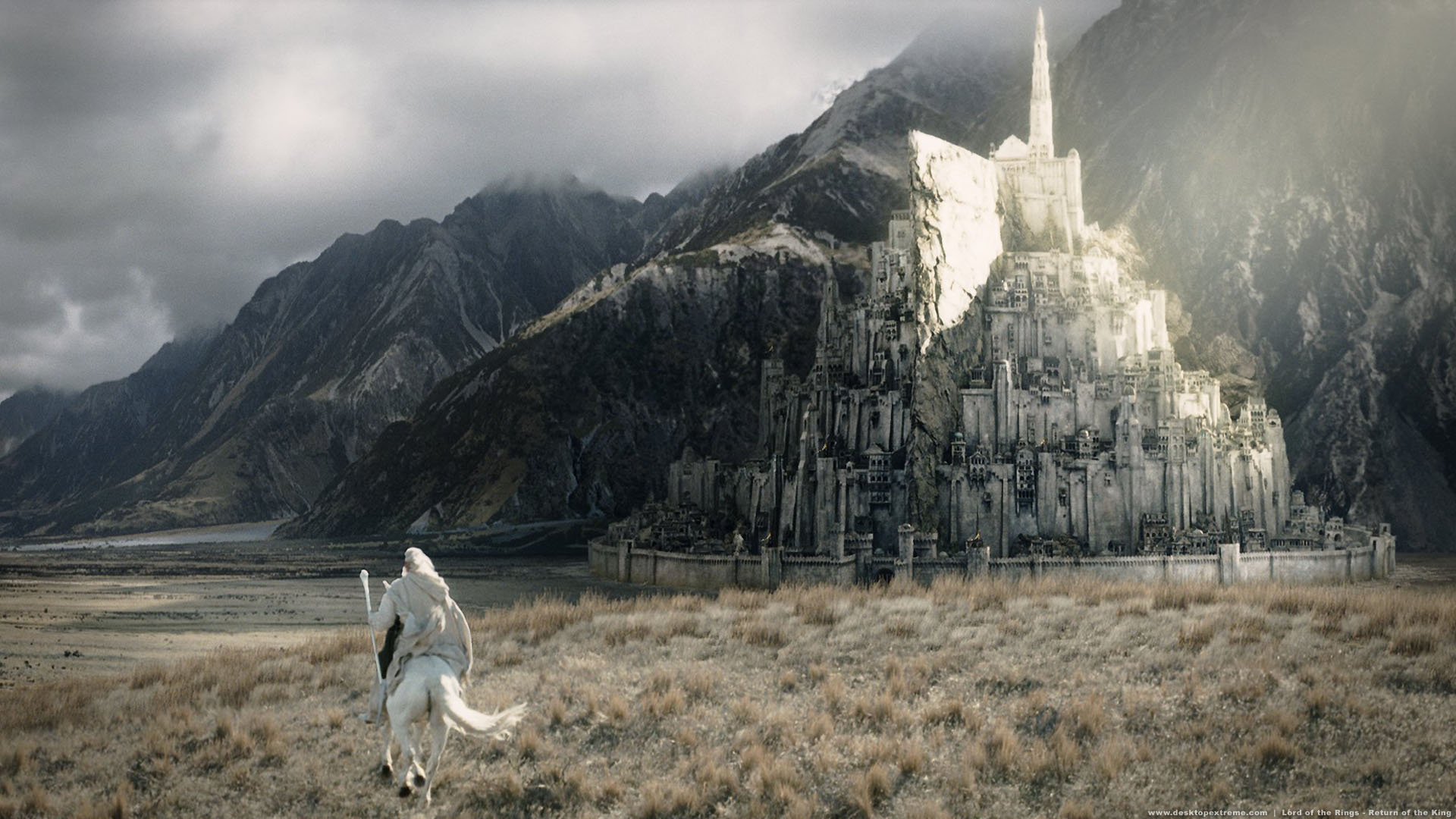 Lord of the Rings Wallpapers HD Widescreen Movie Art Paintings 1920x1080
