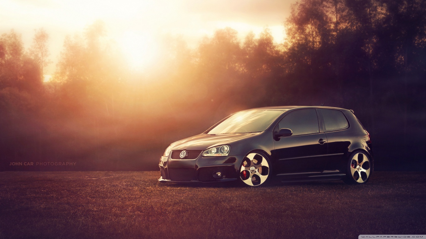 Valentine Day 2014 Gti Vr6 Wallpaper 1366x768