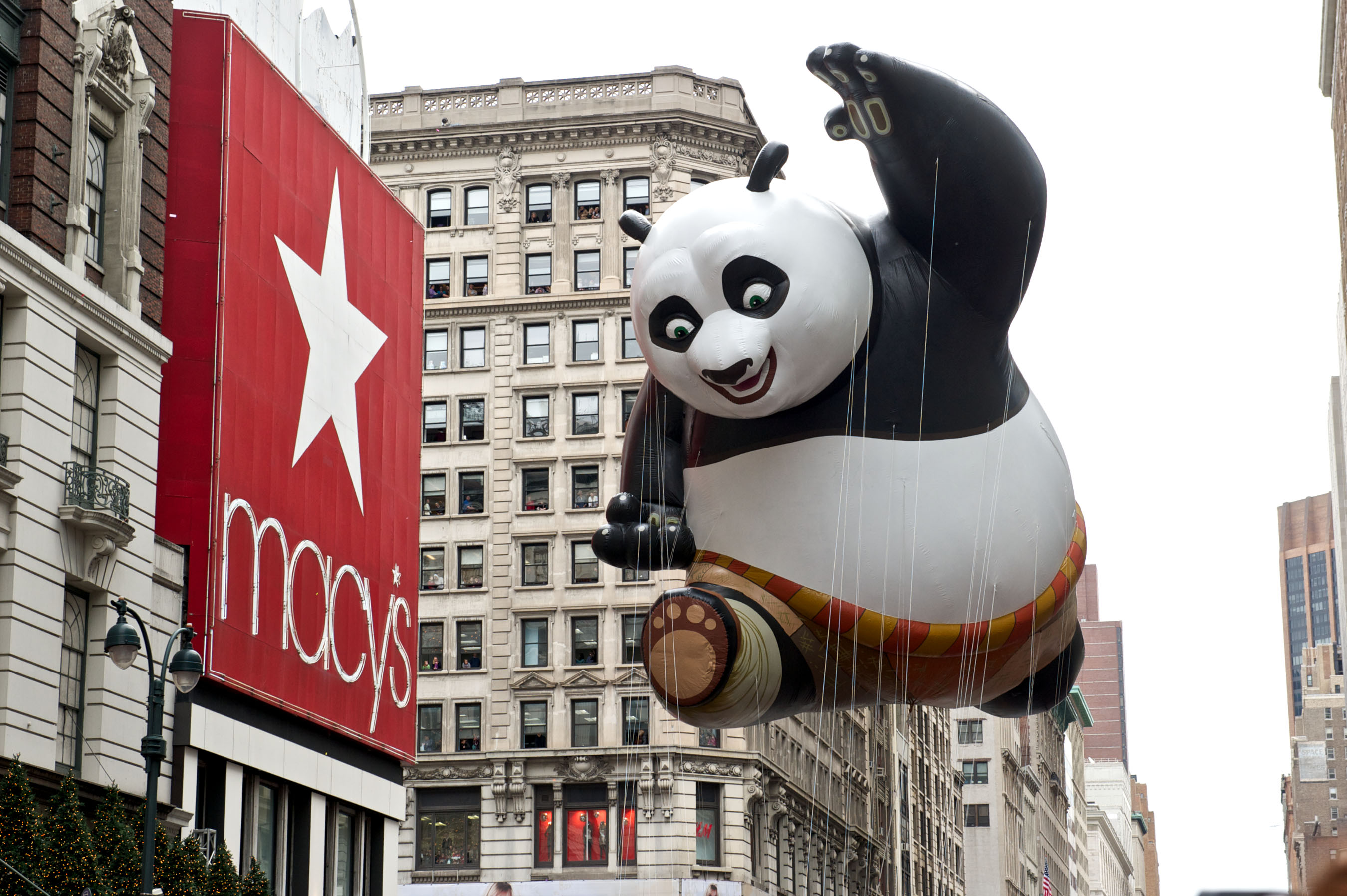 Macys Thanksgiving Day Parade 2012   Wallpapers Pictures Pics 2700x1796
