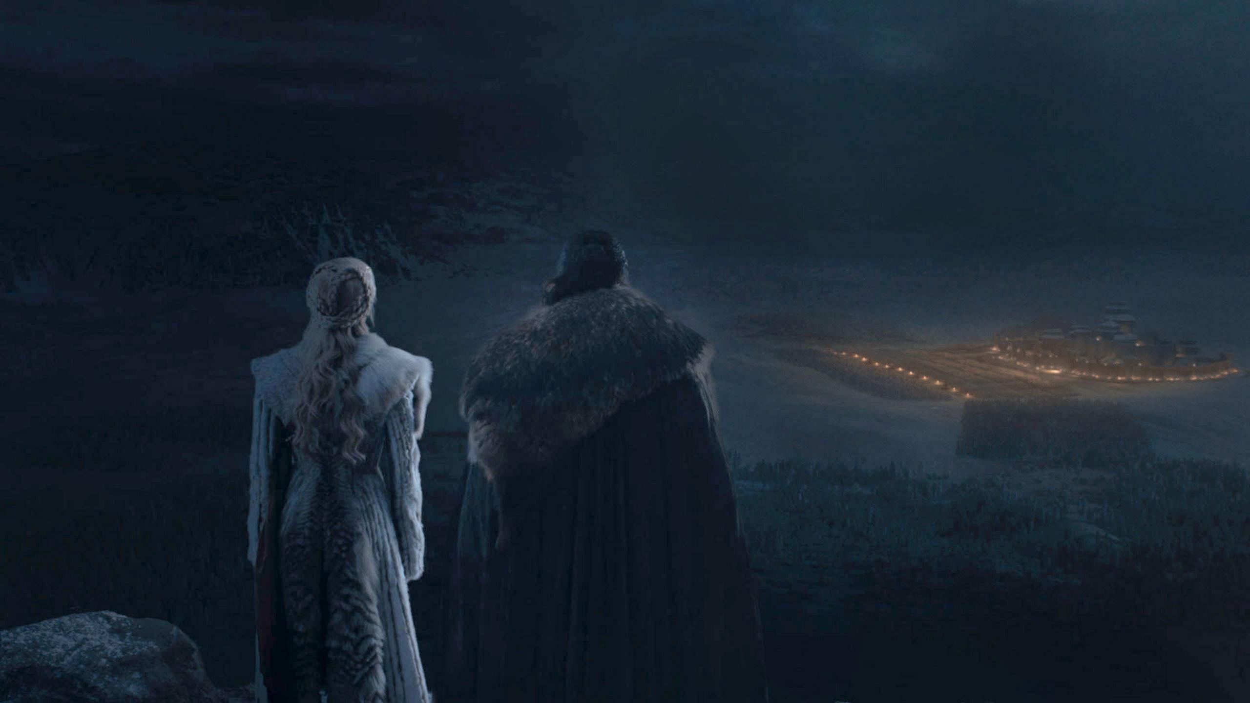 Game of Thrones Season 8 Episode 3 Recap The Stab Heard Round 2560x1440