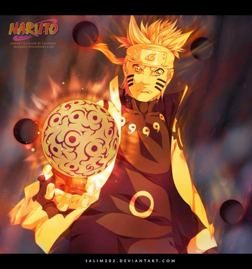 98 ] Naruto Six Paths Wallpapers On WallpaperSafari