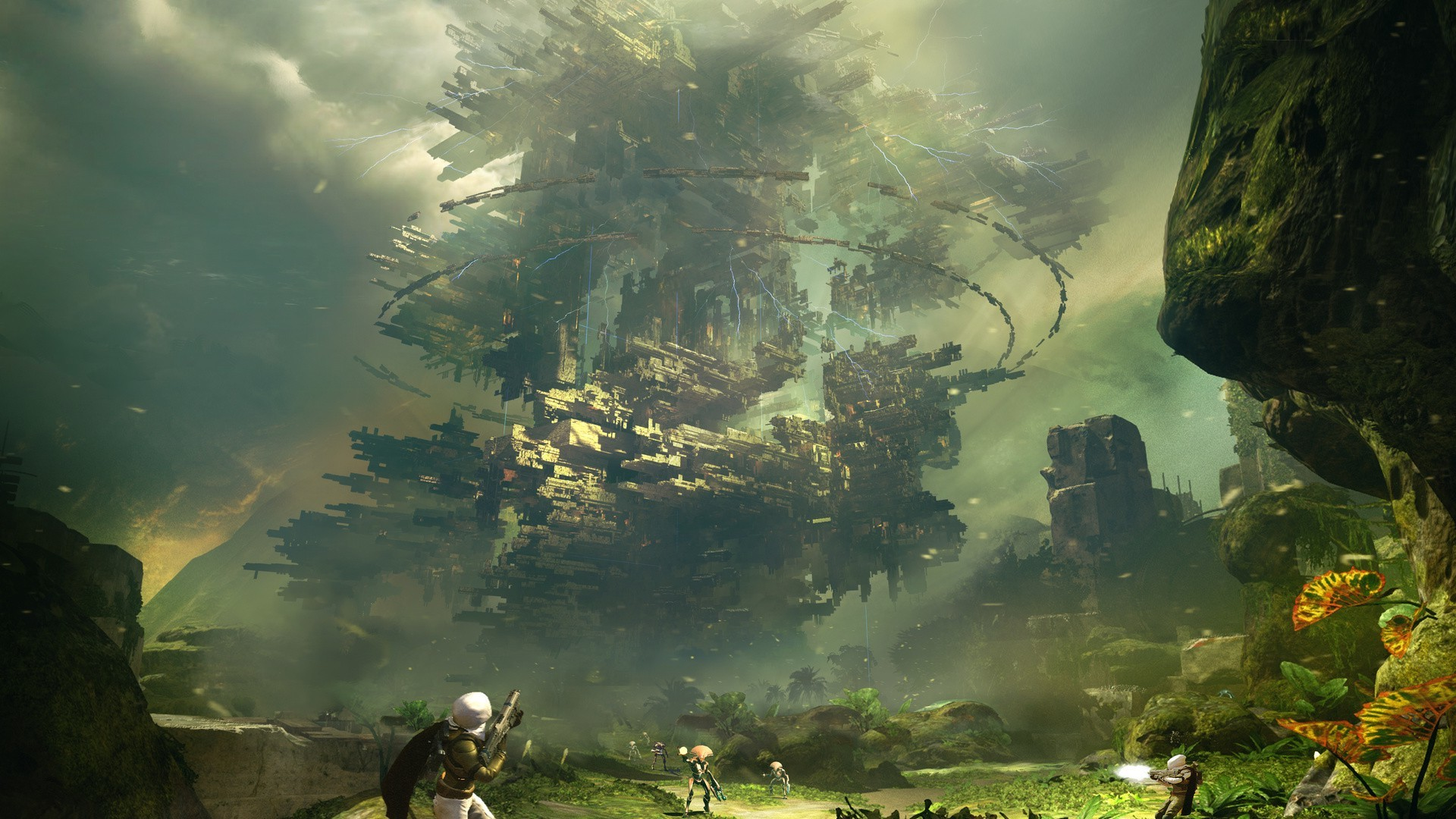 87 Destiny Hd Wallpapers on WallpaperPlay 1920x1080