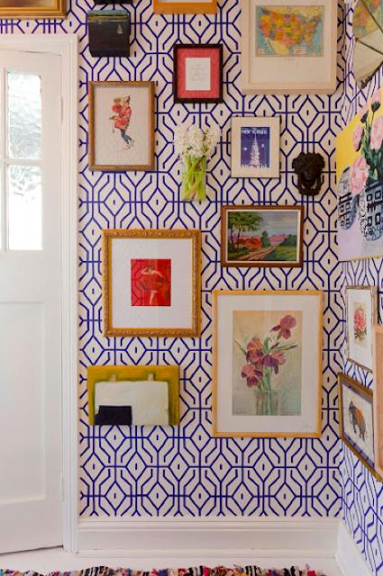 danielle oakey interiors Anna Spiros Wallpaper 425x640