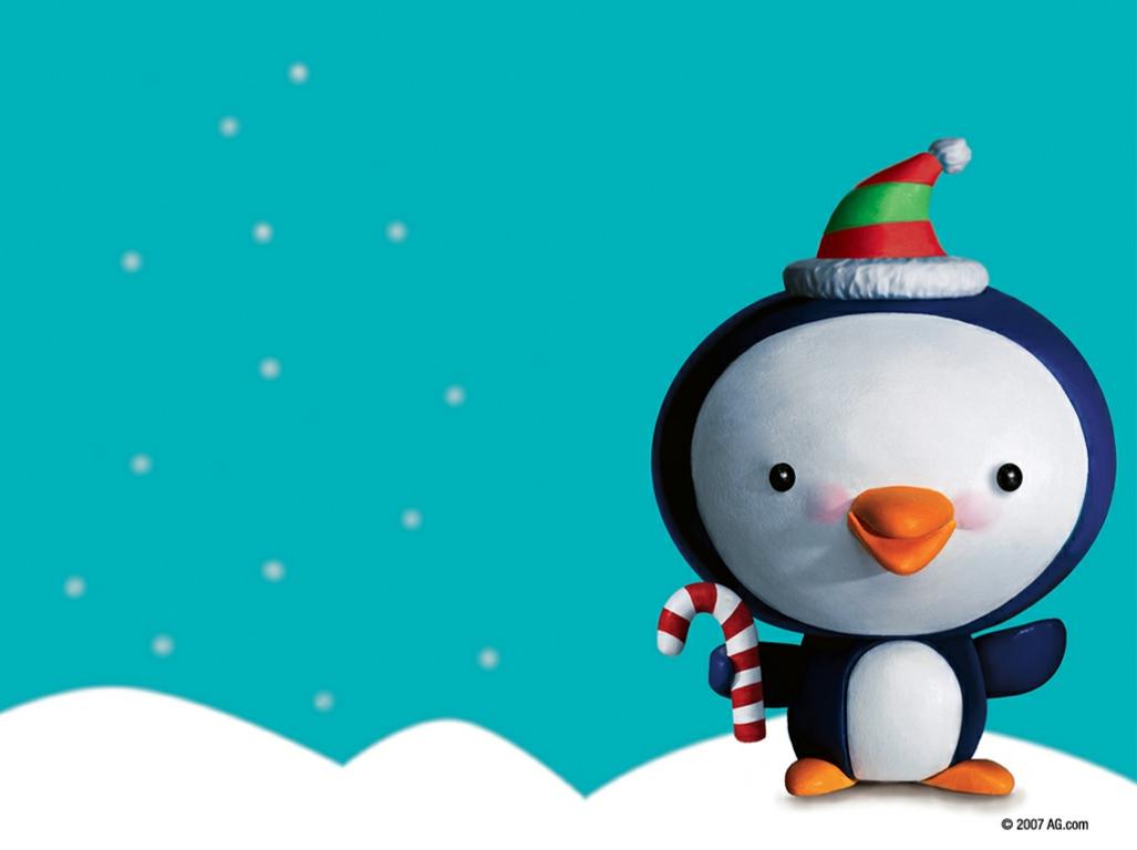 Cute Cartoon Christmas Wallpaper 9869 Hd Wallpapers in Celebrations 1027x768