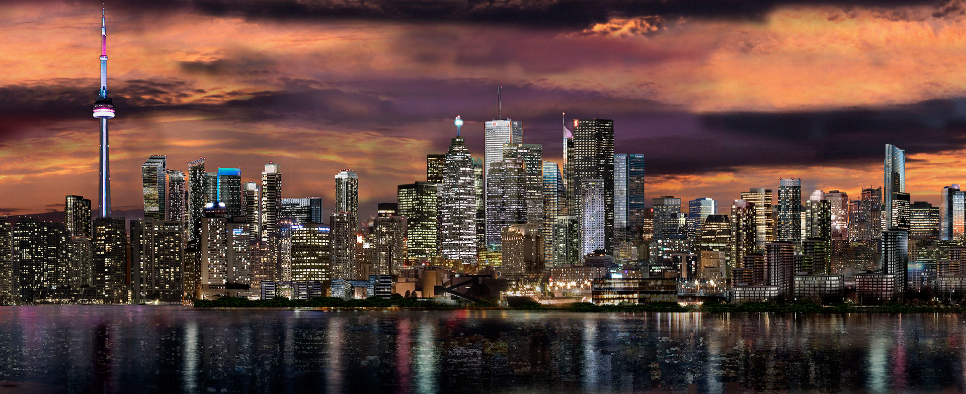 toronto future skyline high resolution QRIE 1920x784