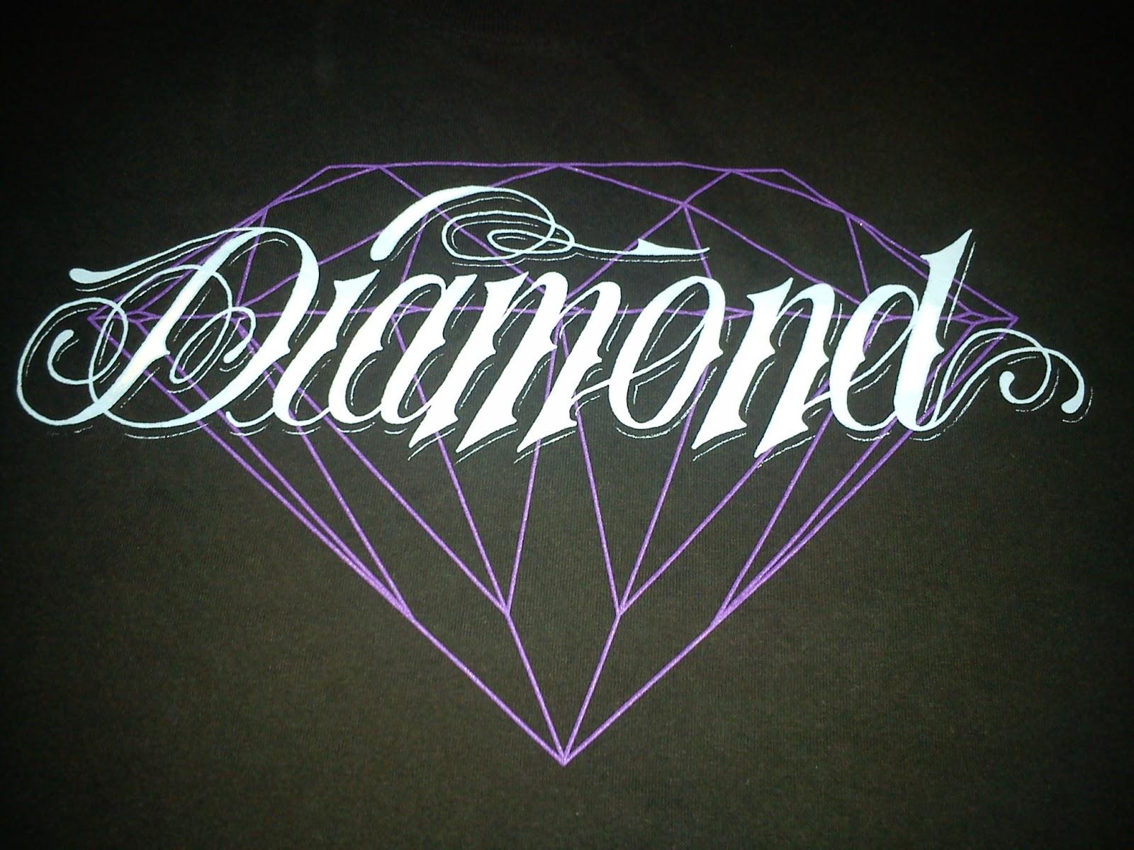 Diamond Grizzly Wallpaper
