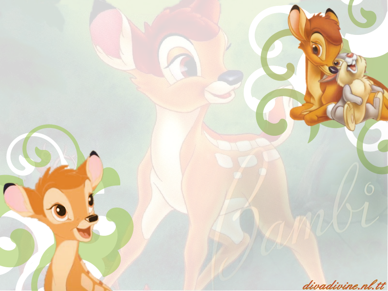 Bambi Wallpaper By DivaDivine 800x600