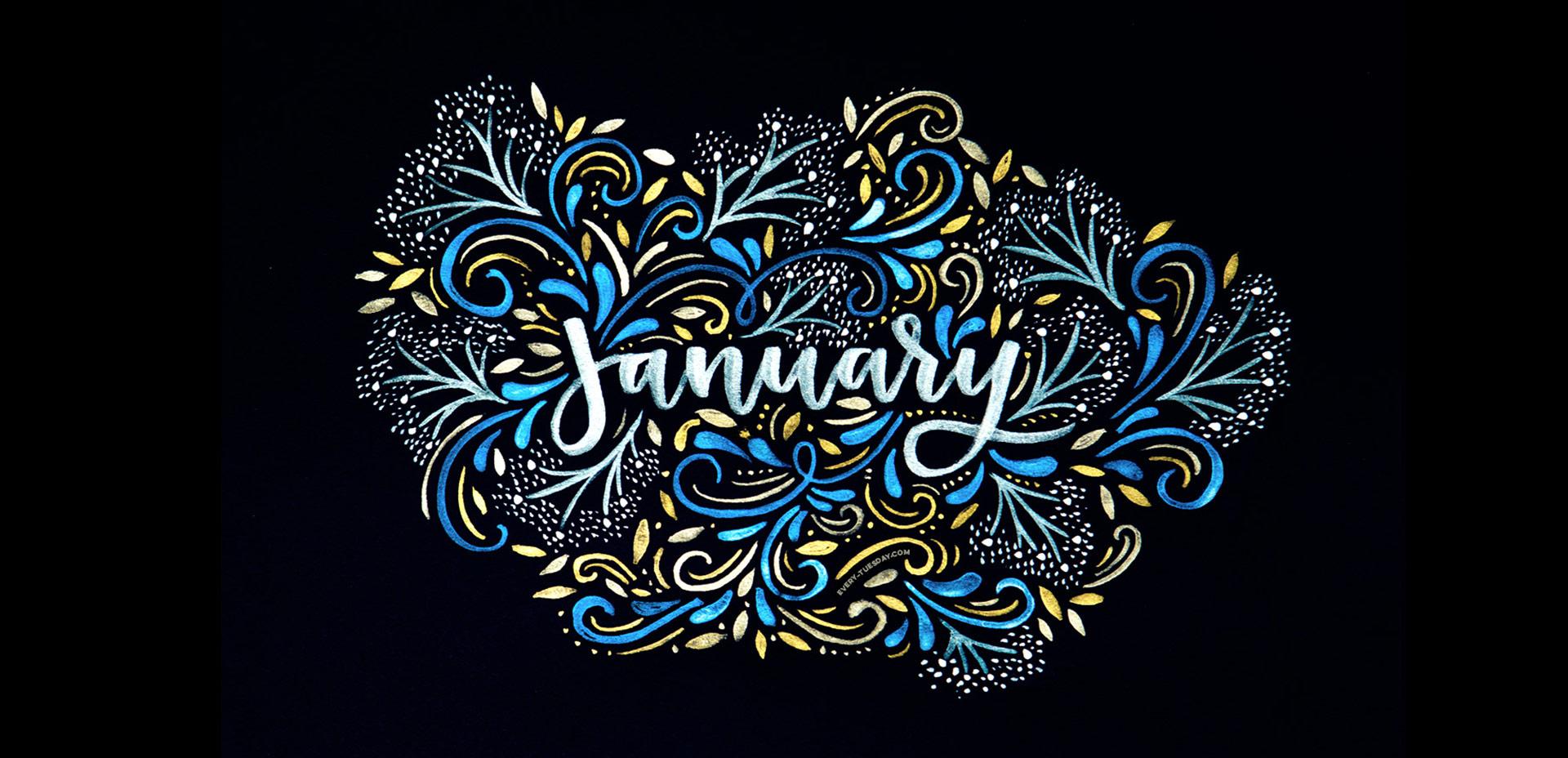 Freebie January 2017 Desktop Wallpapers   Every Tuesday 1920x928