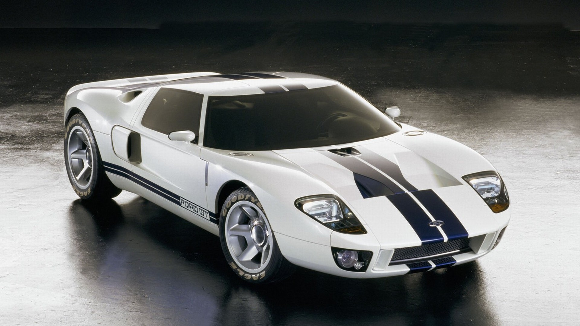 Ford GT40 Concept 2002 10 1920x1080 WallpapersFord GT 1920x1080 1920x1080
