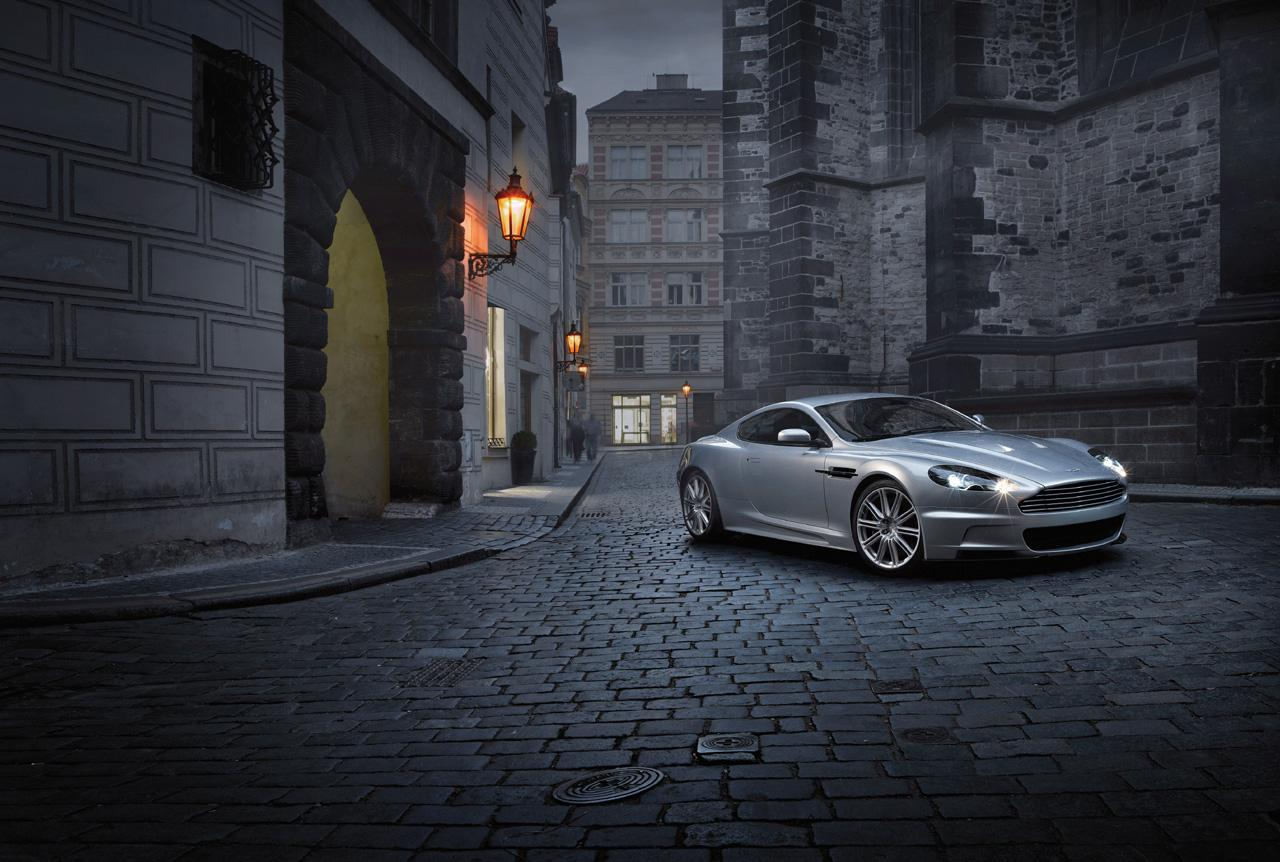 Aston Martin DB9 Wallpaper 1280x862