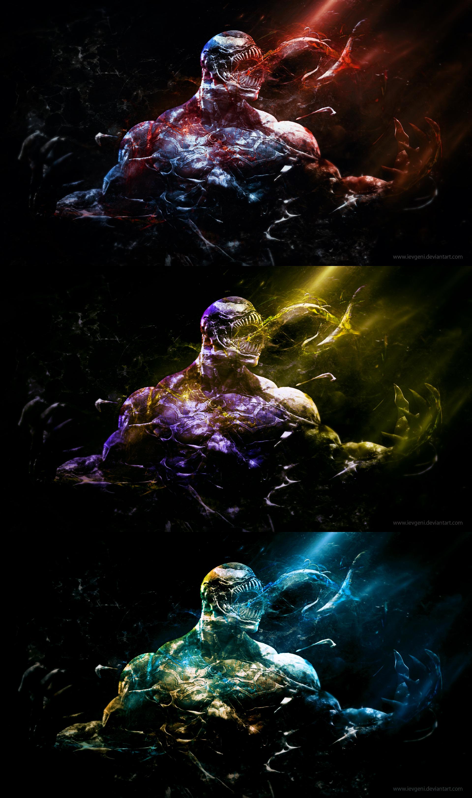 Venom wallpapers by iEvgeni 1920x3240