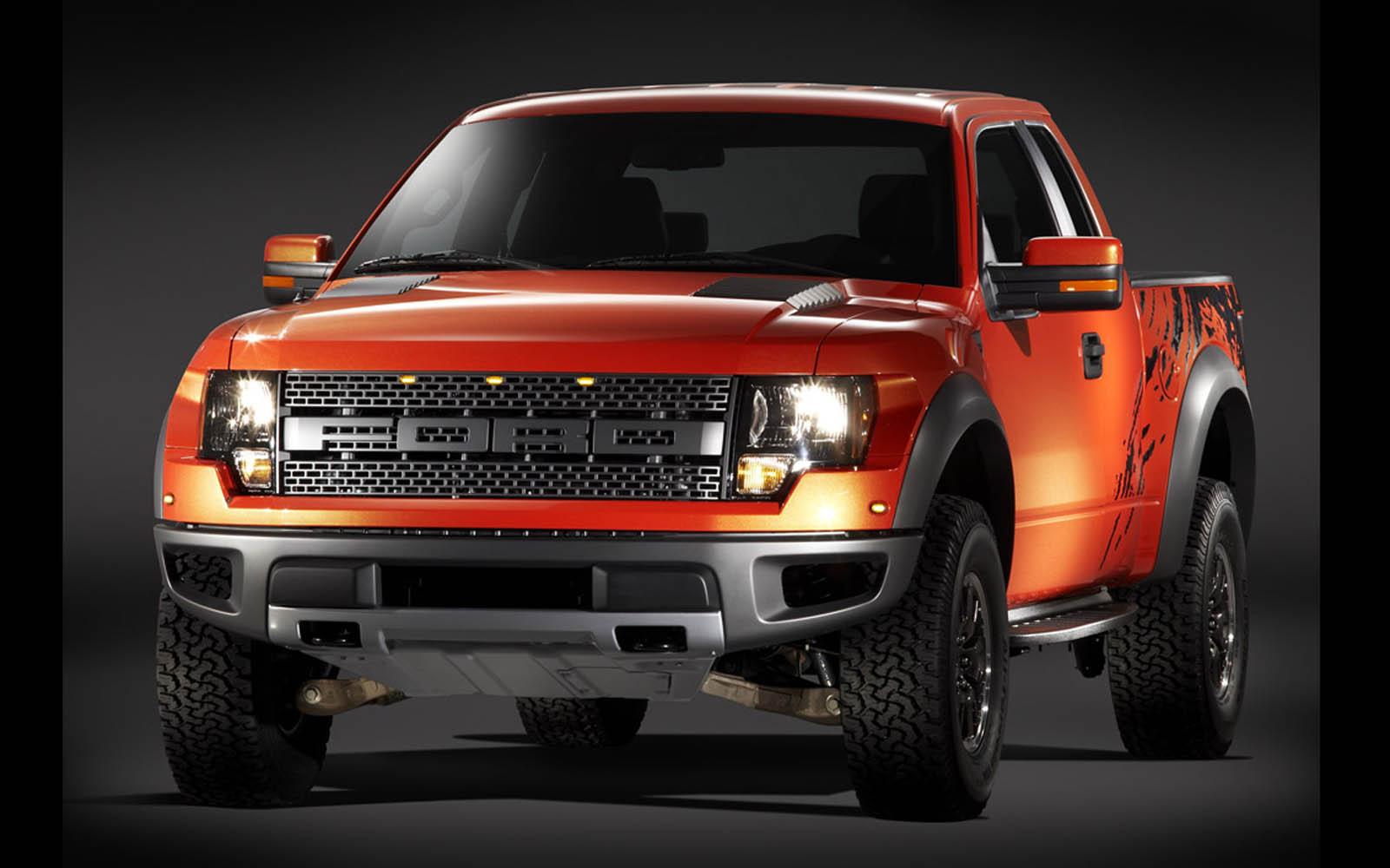 Tag Ford F 150 SVT Raptor Wallpapers Images Photos and Pictures for 1600x1000