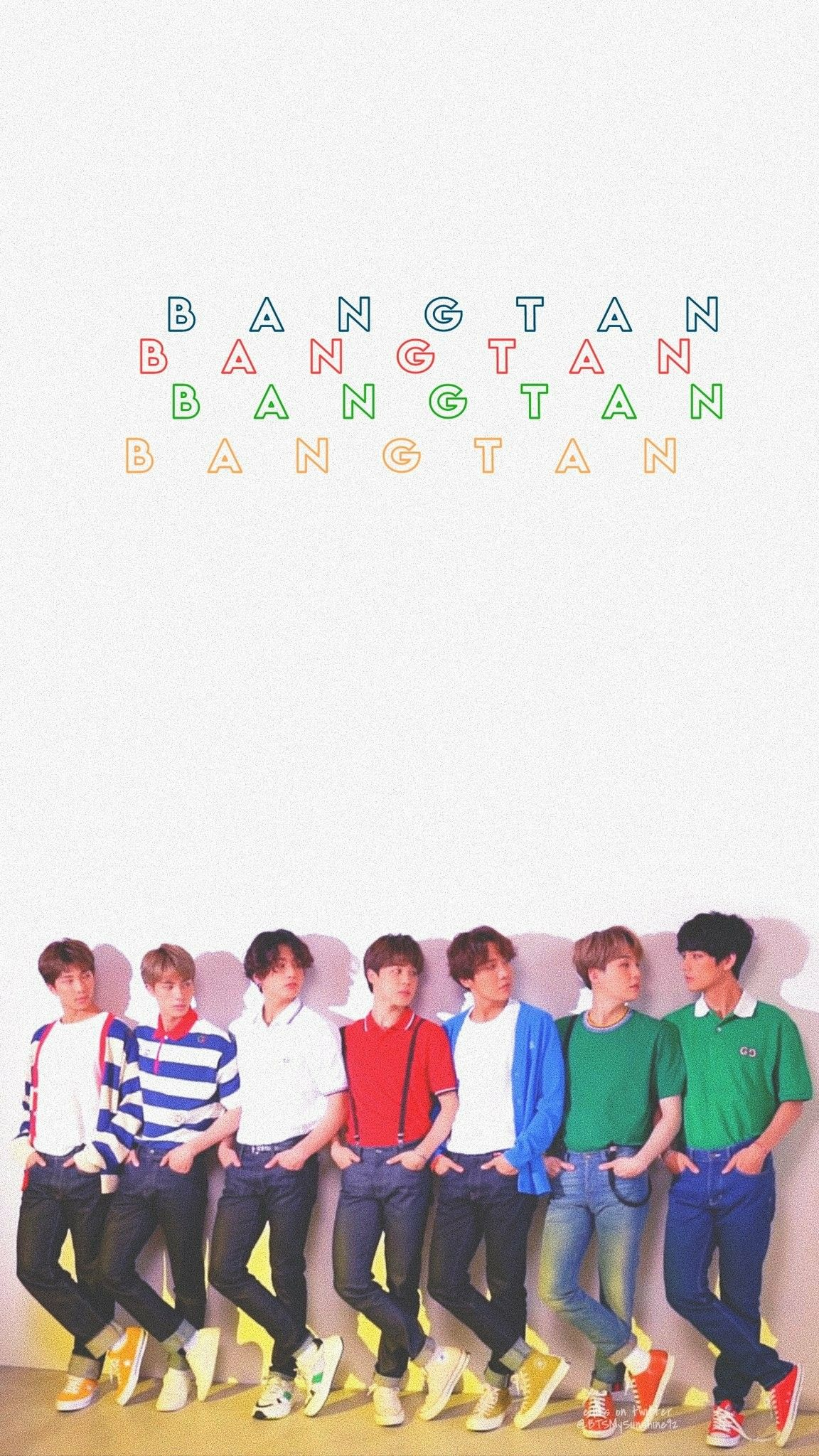 BTS 2020 Seasons greetings DVD PREVIEW SPOT Lockscreen 1152x2048