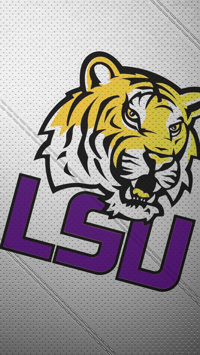 LSU Tigers 640x1136